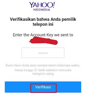 Cara mendaftar email yahoo hp android 2018