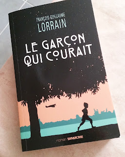Le garçon qui courait de François-Guillaume Lorrain