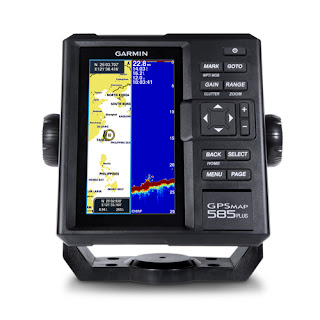 Jual Garmin 585 Plus di Batam