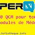 Télécharger 7000 HyperQCM pour tout les modules de Médecine PDF