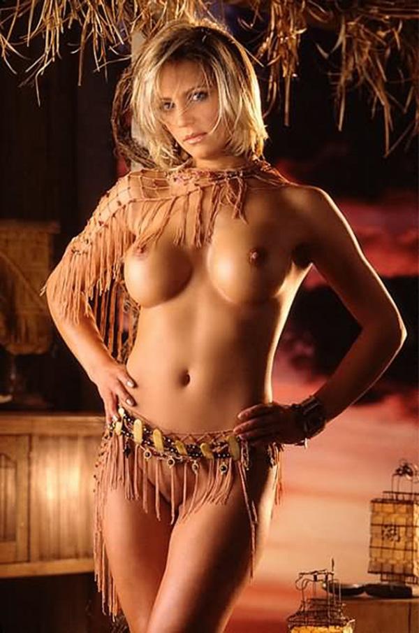 Sarah jones nude