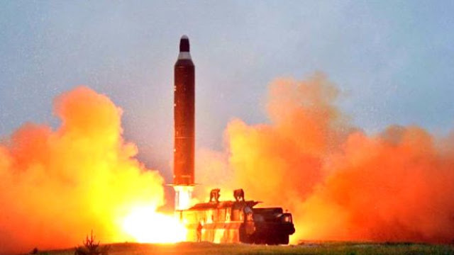 Korea Utara Uji Coba Rudal