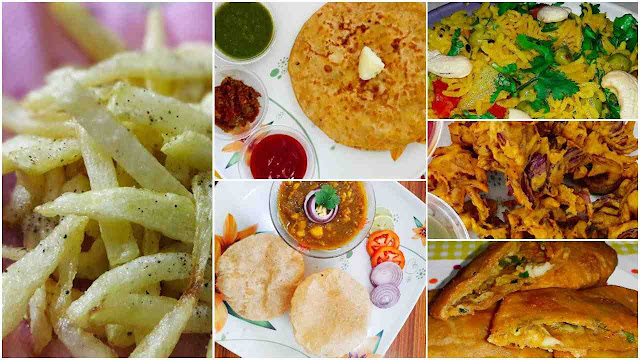 indian snacks recipes in hindi language, tea time snacks