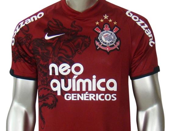 Camisas 2017 2018 do Corinthians terá inovação total  Saiba detalhes ... c6417074b6354
