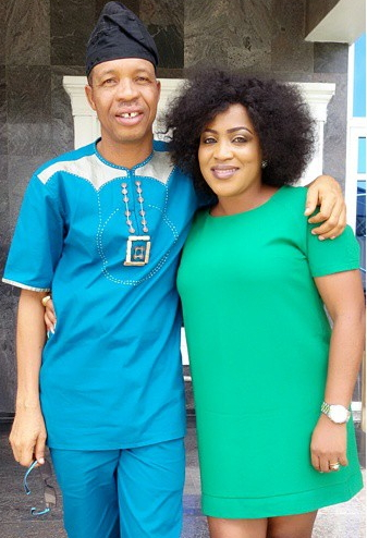 behind the scene nollywood movie