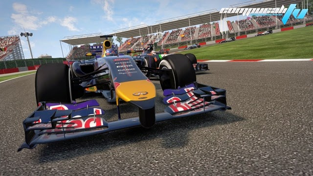 F1 2014 Xbox 360 Region Free Español
