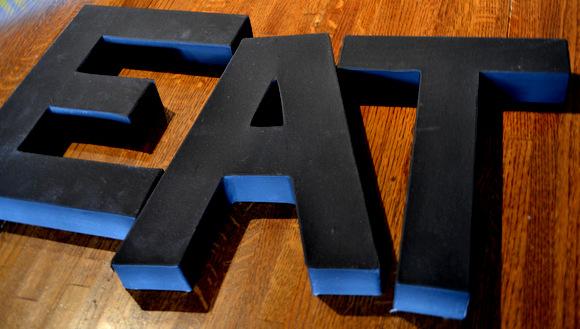 EAT letters
