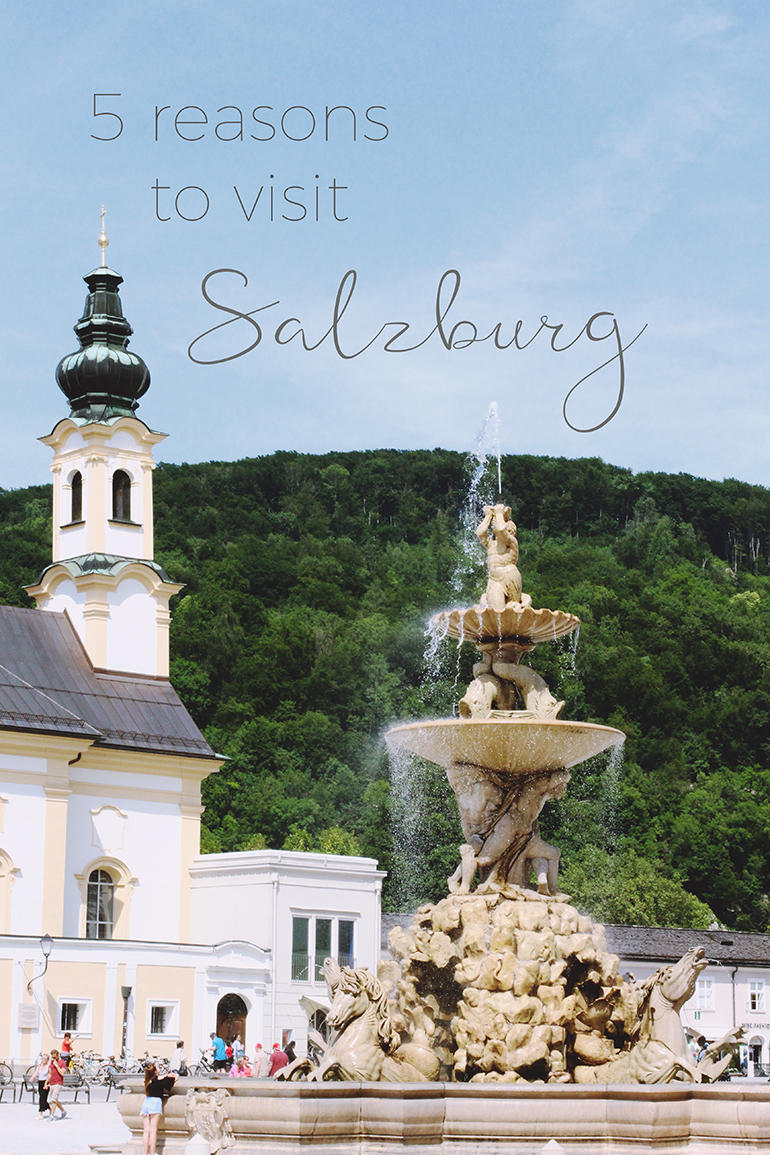 Reasons to visit Salzburg