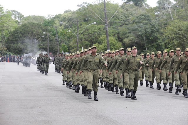 Governo anuncia concurso com 7 mil vagas para Polícia Militar