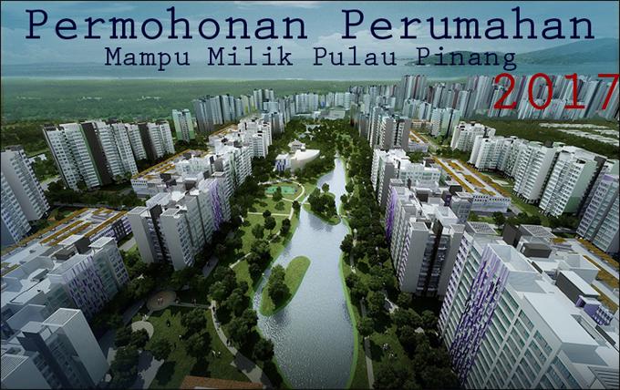 Permohonan Rumah Mampu Milik Pulau Pinang