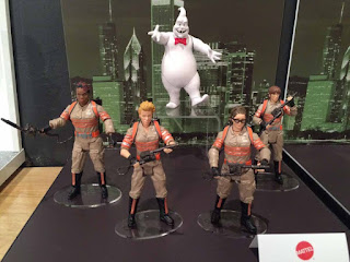 Ghostbusters 2016 remake reboot toys