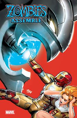 Zombies Assemble #0 (variant cover di David Nakayama)