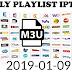 Free 27 IPTV List World+Sport HD/SD Channels M3U Playlist 2019-01-09