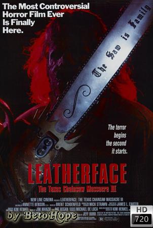 La Masacre De Texas 3 (1990) [720p] [Latino-Ingles] [MEGA]