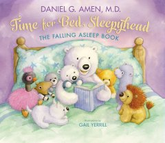Review - Time For Bed, Sleepyhead: The Falling Asleep Book