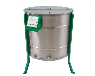 Μελιτοεξαγωγέας Ηλεκτρικός 8 πλαισίων με αυτόματη αναστροφή