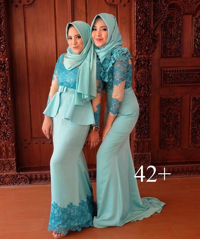 80 Contoh Contoh Baju Gamis Busana Muslim Trendi 2016