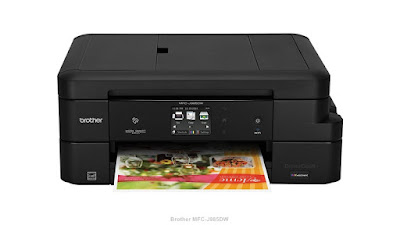 Brother MFC-J985DW Printer and Scanner Driver Download