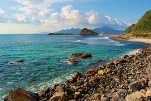 Indonesian Tourism: enjoy the sunset at the beach of Lhoknga Aceh