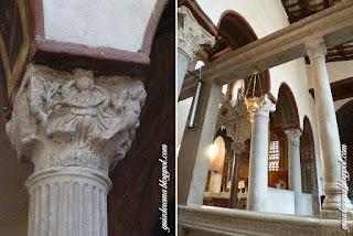servicos personalizados decoracao santa maria cosmedin - Santa Maria in Cosmedin, a igreja da Bocca della Verità