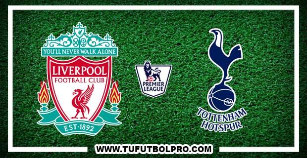 Ver Liverpool vs Tottenham EN VIVO Por Internet Hoy 11 de Febrero 2017