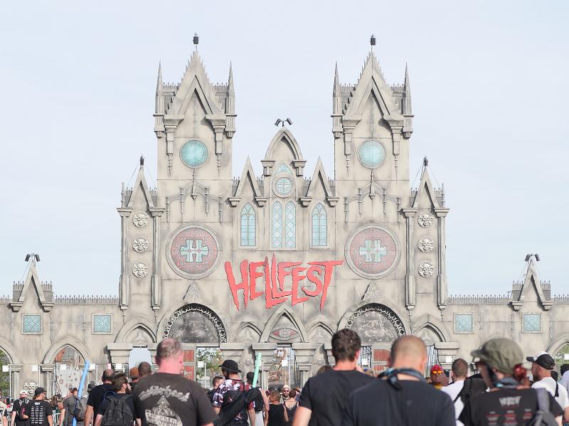 Hellfest 2018 Souchka