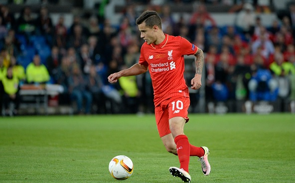 PSG and Barcelona to fight for Liverpool star Philippe Coutinho