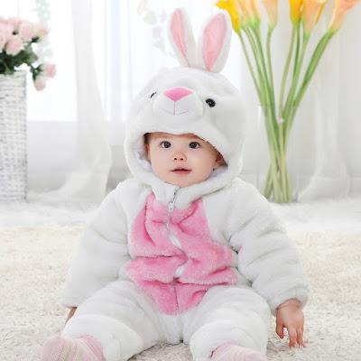 Model Baju Bayi Perempuan lucu imut