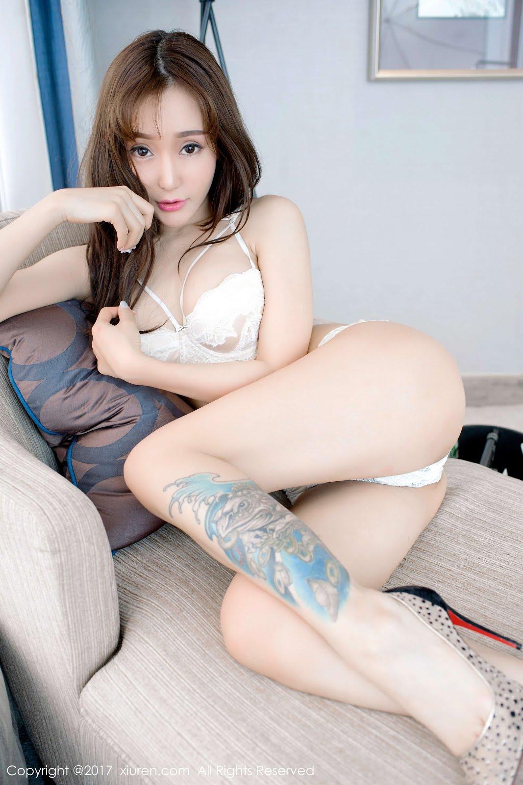 Ảnh sex mỹ nhân Trung Quốc khoe hàng cực nuột