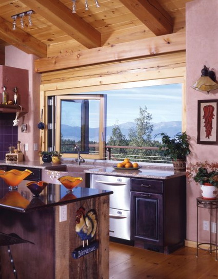 Kitchens with lots of natural light 3