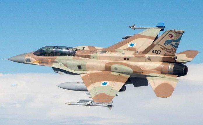Ισραηλινά μαχητικά F-16 προσγειώθηκαν στην 110ΠΜ στη Λάρισα – Θα πετάνε με ελληνικά μαχητικά στο Αιγαίο