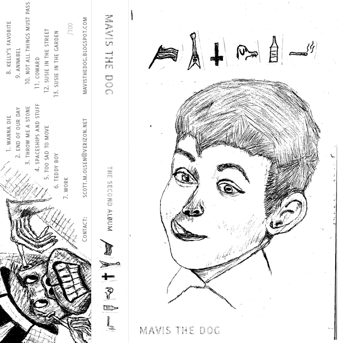 Mavis the Dog - The Second Album