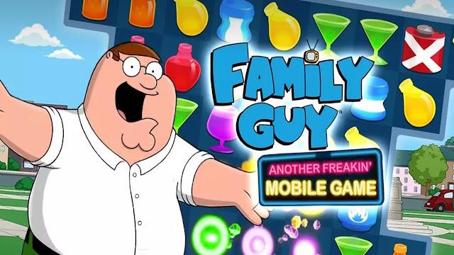 Juego Padre De Familia Para Celular Android Ios Family Guy Freakin