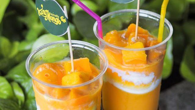 mango thai viral