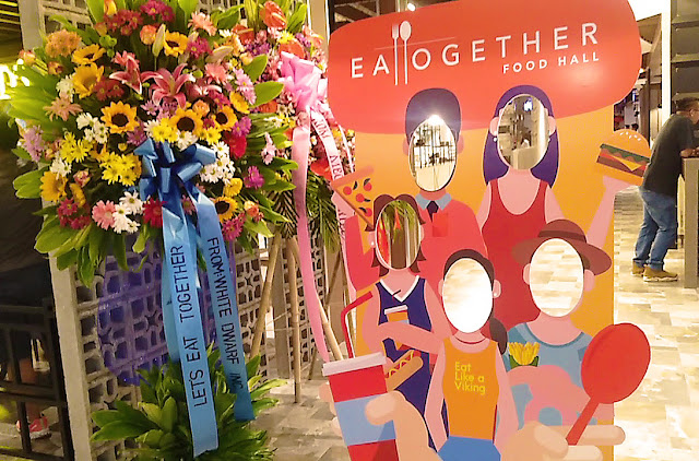 Eat Together Food Hall Opening