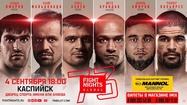 FIGHT NIGHTS GLOBAL 73