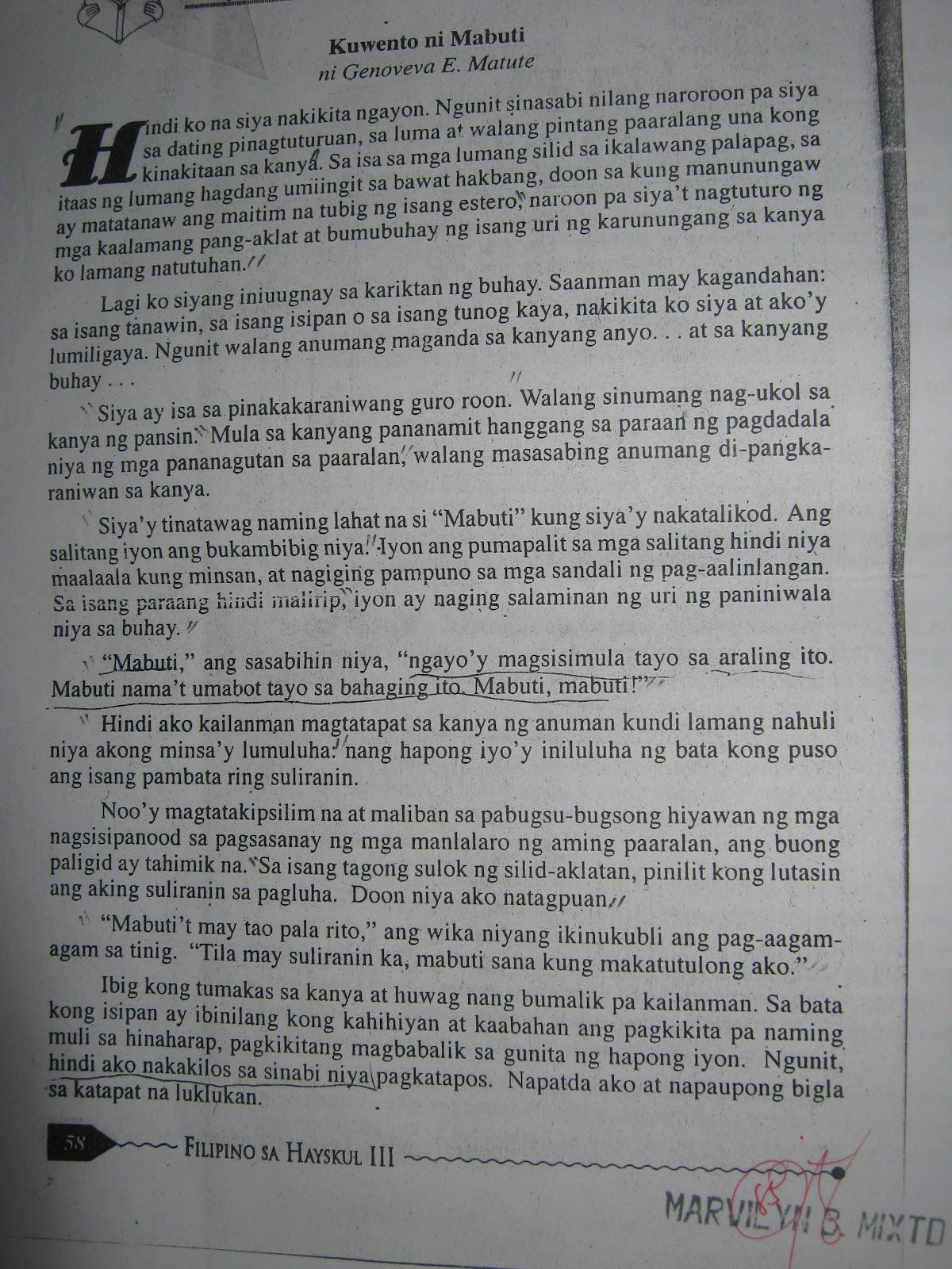 Sa Pagpapatuloy Ng Ating Kwento — BCMA