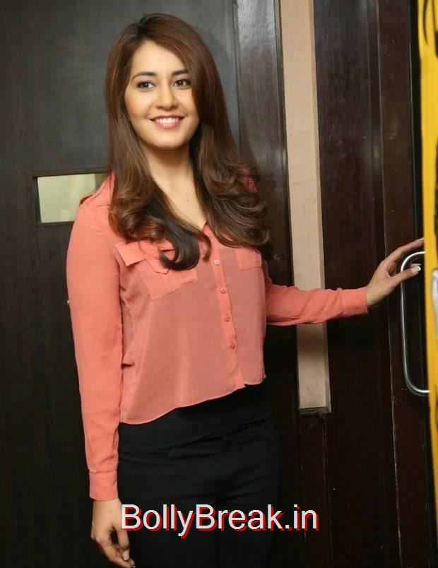Rashi Khanna Pictures, Rashi Khanna Cute Photos, Face Close up Images