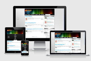 Responsive Seo Friendly Blogger Template V.06.5