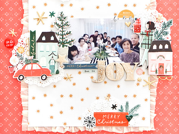 Crate Paper Design Team : Christmas Traditions
