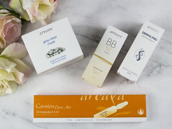 Arcaya // Optimale Pflege für wintergestresste Mischhaut