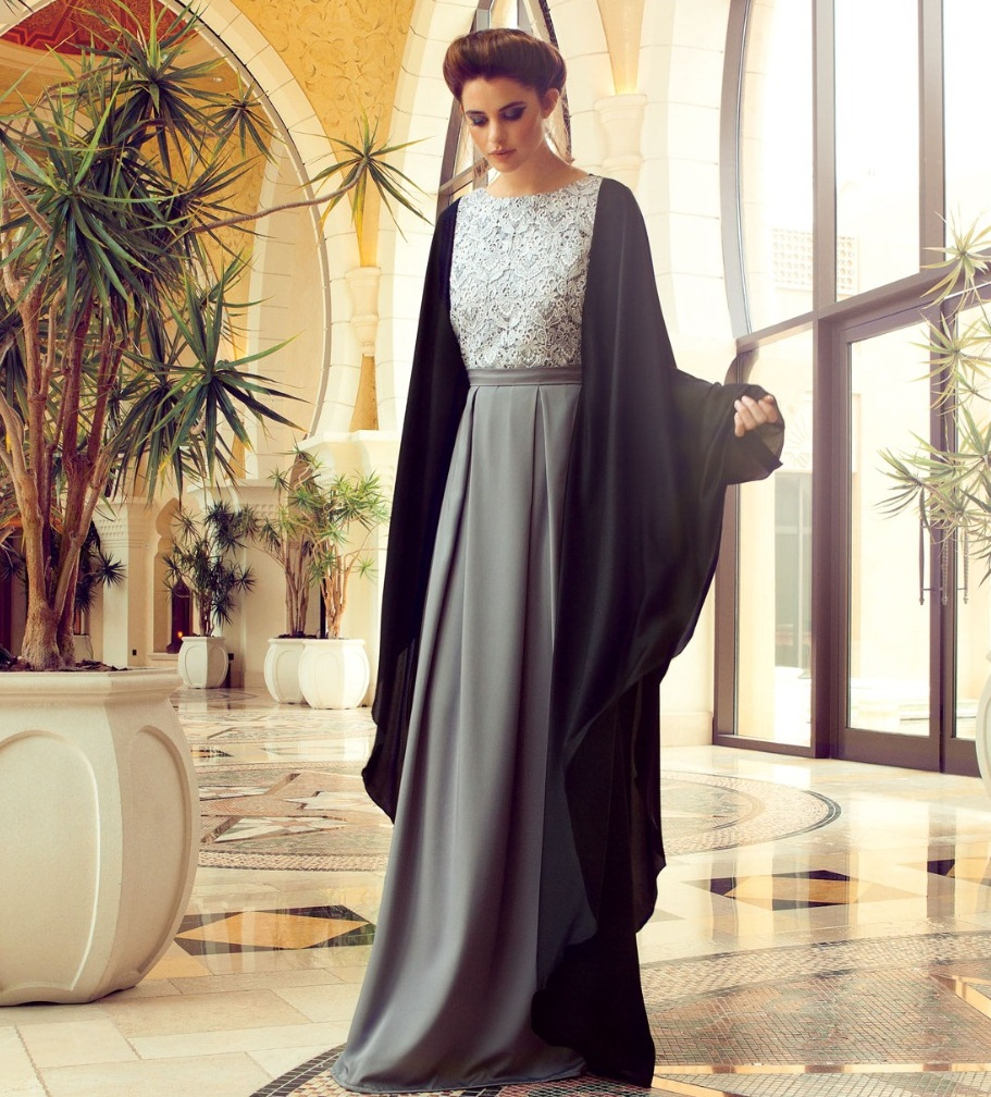 Gorgeous Abayas by Roselle | Keeping Up With Neelofer