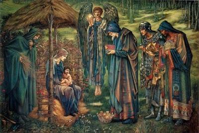 Al niño Jesús con Macasar en mi Belén. Rosaura Álvarez