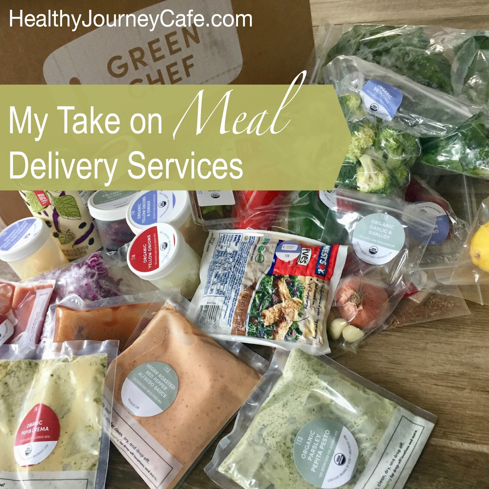 My take on meal delivery services healthy journey cafe it is my experience that you come to a point in your life when cooking and all that goes with it coming up with a recipe making a list shopping forumfinder