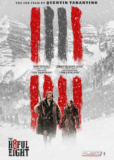 """Nienawista Ósemka"" / ""The Hateful Eight"" (2015), reż. Quentin Tarantino. Recenzja filmu."