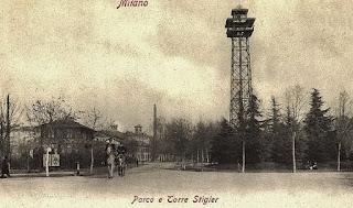 Stigler torre ascensore sempione milano