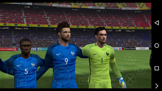 Gambar PES2017 Jogress Evolution Patch JPP V5 Special Euro 2016 PPSSPP Update Full Transfer Oktober 8