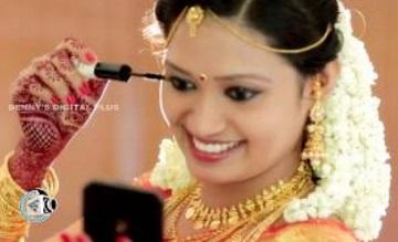 Kerala Hindu Wedding Anjusha & Amal 2017