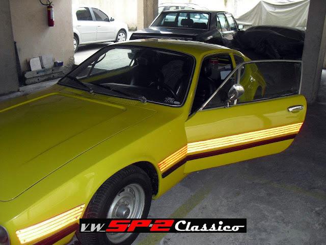Volkswagen SP2 - 1972