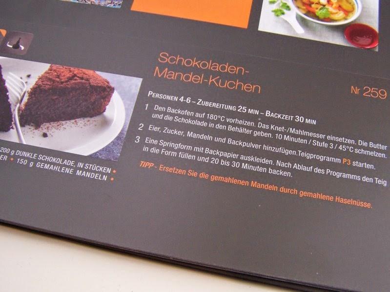 Lecker Bentos Und Mehr Schoko Mandel Kuchen Glutenfrei